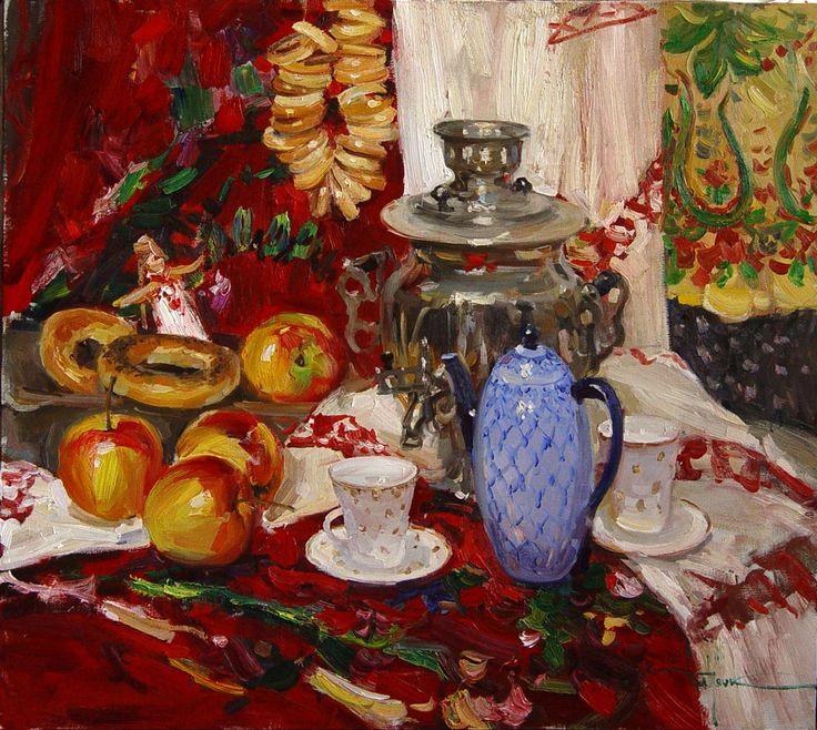 Дацук Кирилл. Русский чай