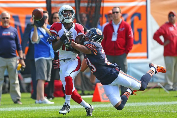 Chicago Bears vs Arizona Cardinals 4th Quarter Open Thread -  By Dane Noble  @WindyCGridiron on Sep 20, 2015, 2:35p
