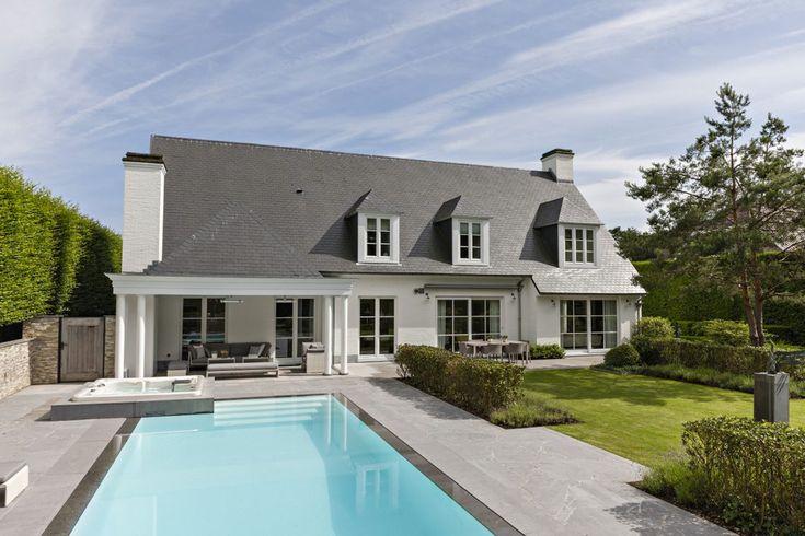 B+ Villas Renovation Interiors - Interieurrenovatie van Frans klassieke villa - Hoog ■ Exclusieve woon- en tuin inspiratie.