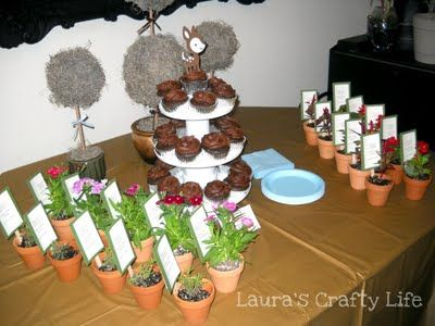 Enchanted Forest Baby Shower -