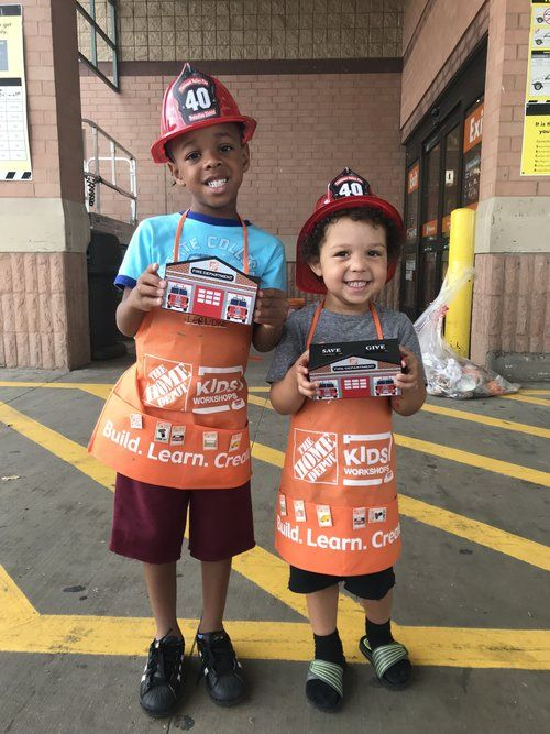 Diy Kid Diy Home Depot Kids Home Depot Diy Workshop