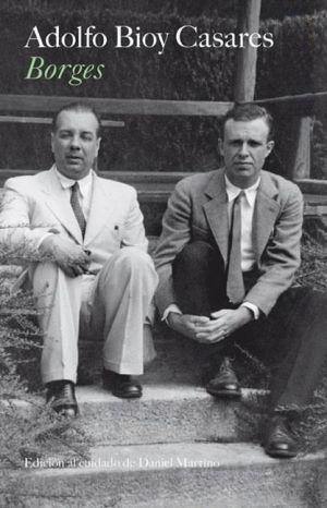 tapa del libro: Borges