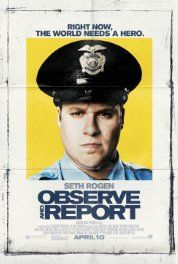 Observe and Report (2009) Poster