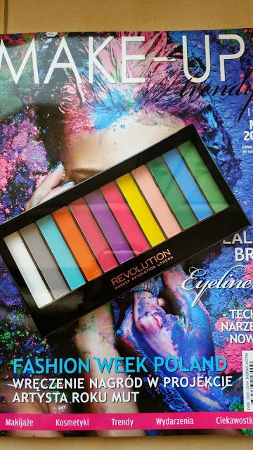 Nat Fashion Diary: Haul Makeup Revolution et autres