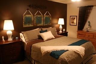 17 Best Images About Teal Amp Brown Bedroom On Pinterest