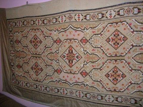 Какая красота! Вышивки из музея Пришвина в Дунино - Ярмарка Мастеров - ручная работа, handmade