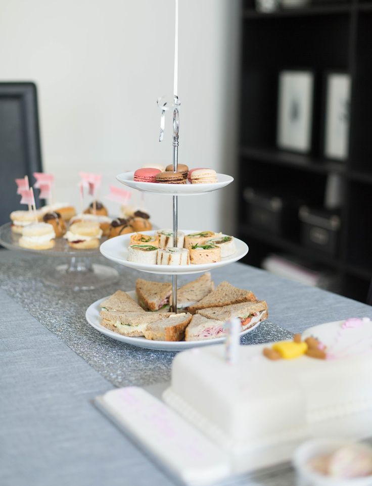 Stylish kids birthday party ideas on the blog. Budget tips. Hobby craft Accessories. 3 tier cake stand.