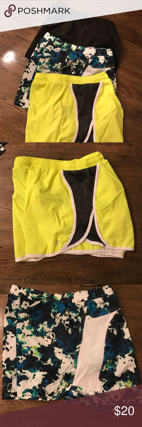 Old Navy Women's Running Shorts Old Navy Women's Running Shorts with built in mesh underwear Old Navy Shorts