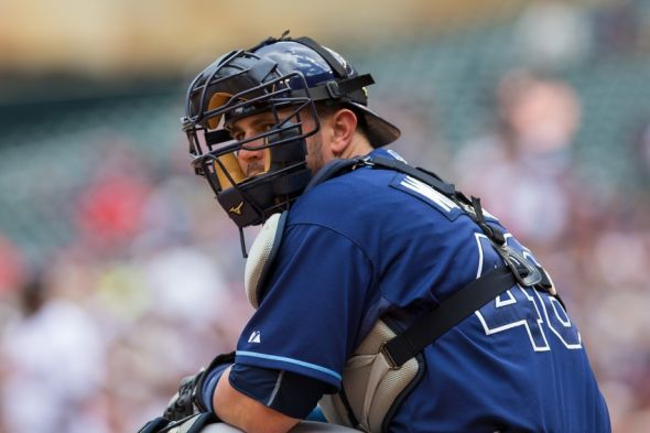 Tampa Bay Rays: Part Ways with Wilson, Elects Free Agency