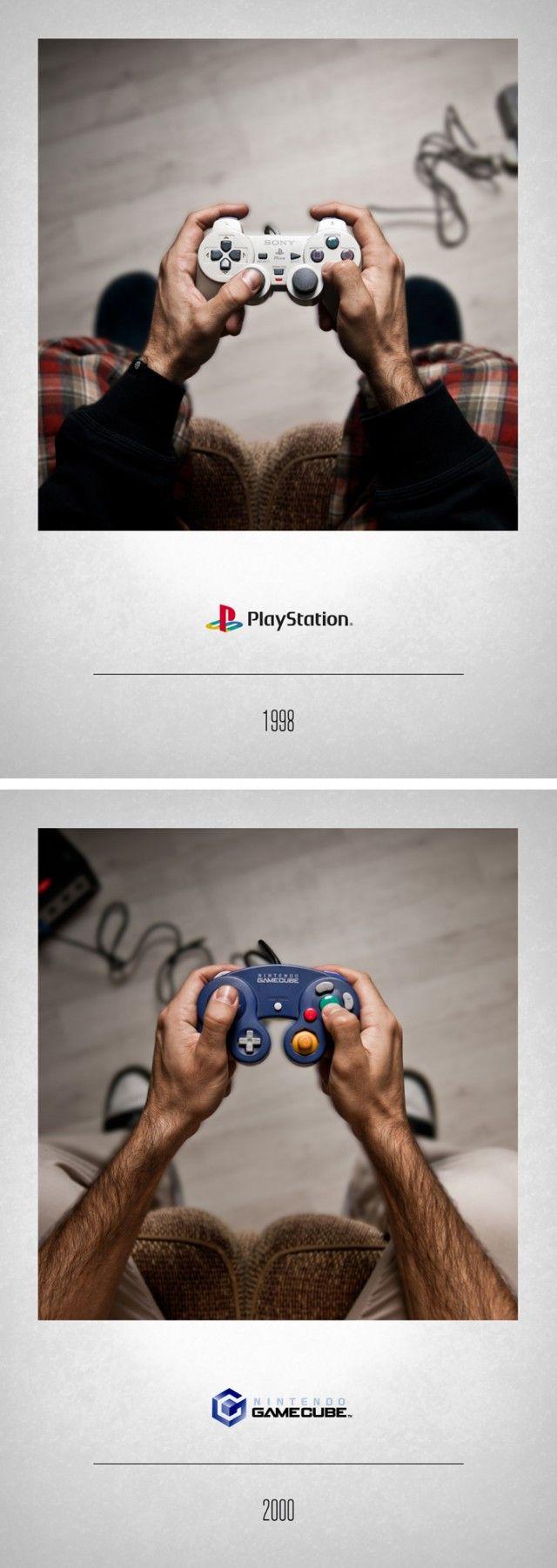 artsite-jeux-video-histoire-manettes-photographie-13 Un photographe retrace 30 ans de consoles de jeux à travers 22 manettes intemporelles