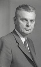 #19 - Rt. Hon. John Diefenbaker - (1957 to 1963)