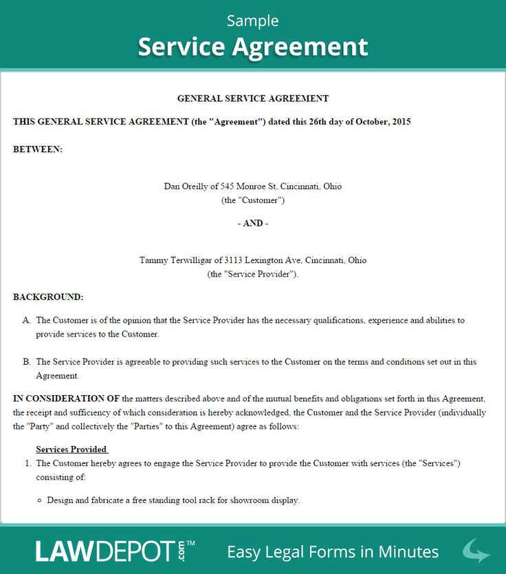 7 best making a business in cleaning images on Pinterest - mutual agreement contract template