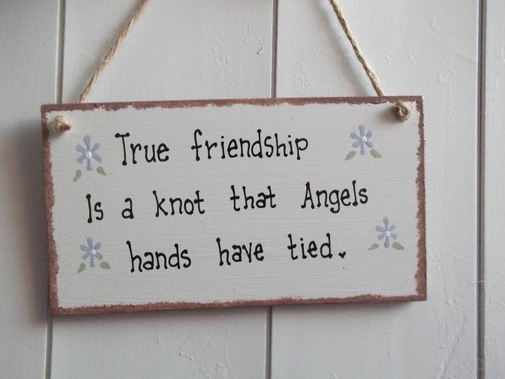 Friend Quote Plaque : Images about sweet sayings on friendship