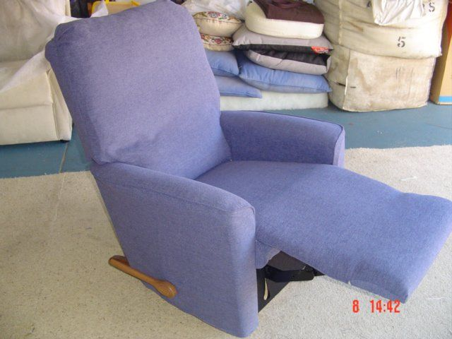 Loose Cover Recliner