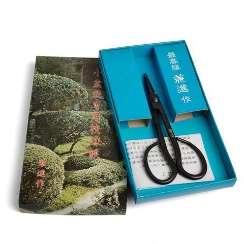 Kaneshin Scissors & Wire Cutter Combination, 132mm - Tools - Bonsai Tree - 1