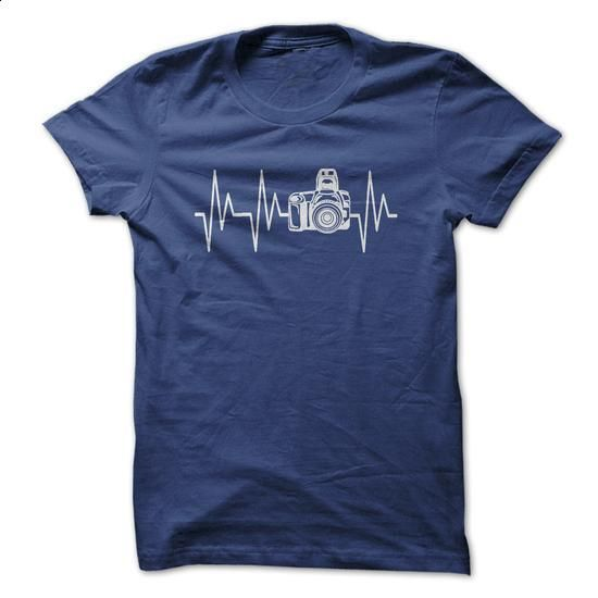 Camera Heartbeat - #best t shirts #long sleeve shirt. I WANT THIS =>…