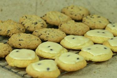 Gluten-free Chocolate Chip Cookies recipe, Regional Newspapers – visit Food Hub for New Zealand recipes using local ingredients – foodhub.co.nz
