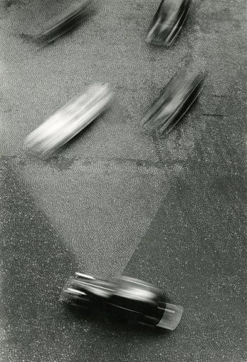 Otto Steinert, Rhythms and Structure (Arc de Triomphe), 1951