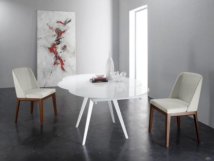 Tavolo domitalia ~ Oltre fantastiche idee su tavolo rotondo vetro su