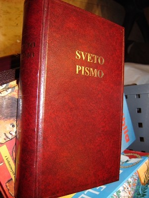 Slovenian Bible with Dc