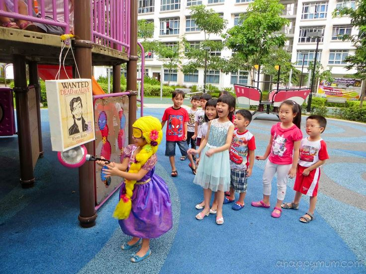 A Happy Mum Singapore Parenting Blog Let S Get Tangled At Angel S 5th Birthday Party