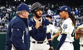 Pitch: la nuova serie FOX con il nastro rosa Oggi 22 settembre uscirà negli states la prima puntata di #Pitch la prima serie TV dedicata alla MLB  In collaborazione con New York Mets Italian