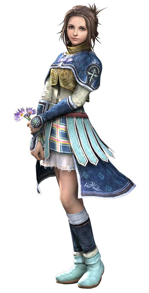 Irina Sykes from The Last Remnant