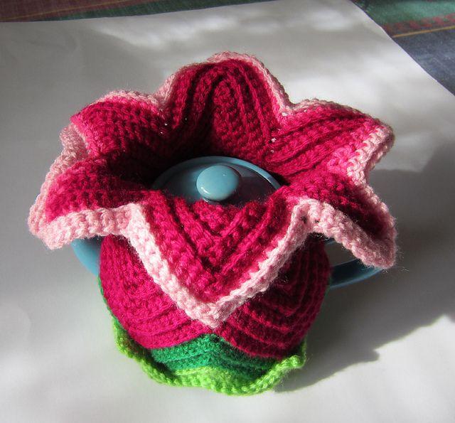 Großzügig Häkeln Teegemütlichen Muster Frei Fotos - Schal-Strickende ...