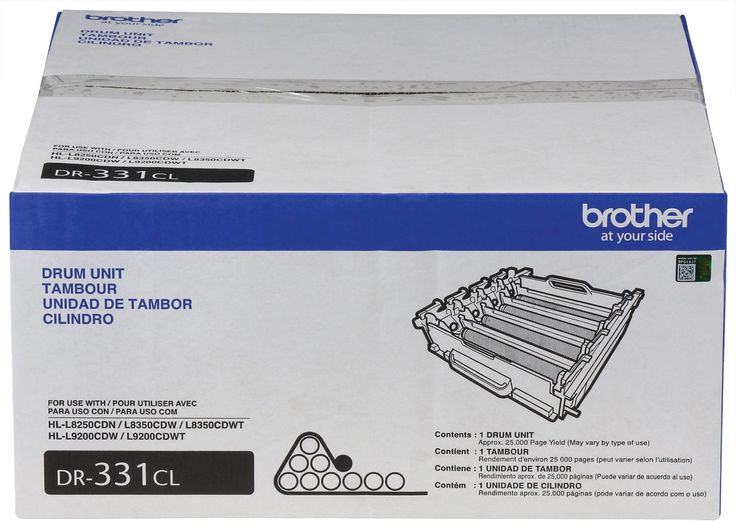 OpenBox Brother Printer DR331CL Drum Unit Set Best Price