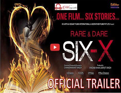 Six-X Bollywood Movie  | Six-X is upcoming Bollywood movie, Cast in this movie Rituparna sengupta, shweta tiwari, Rashmi desai, Sofia hayat, release dat 14th October 2016 |