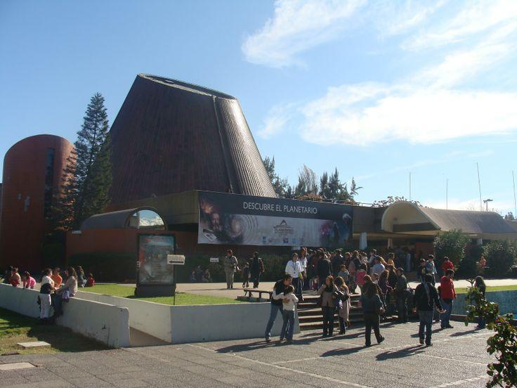 PLANETARIO CHILE / Ubicado en Santiago de Chile. Totalmente recomendable su show audiovisual.