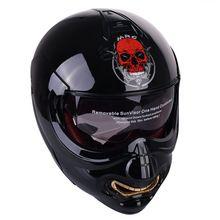 US $83.30 Monster Face Modular Motorcycle Helmet Full Face Helmet Motobike Motocicleta Cacapete Casco Casque Kask Moto Flip up Helmets. Aliexpress product