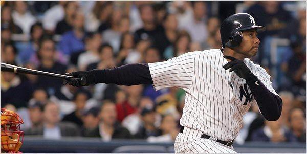 Days of Yankees Past: Bernie Williams - Yanks Go Yard