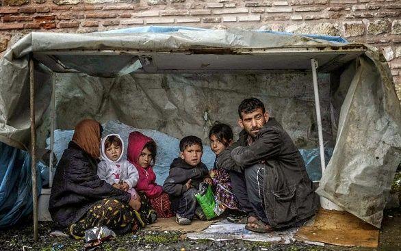 In fuga dalla guerra: Sanaa a Roma per tornare a vedere