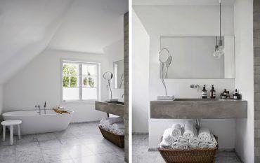 Badrum Dusch Grå badrum Hotellbadrum Moderna badrum | Badrumsdrömmar