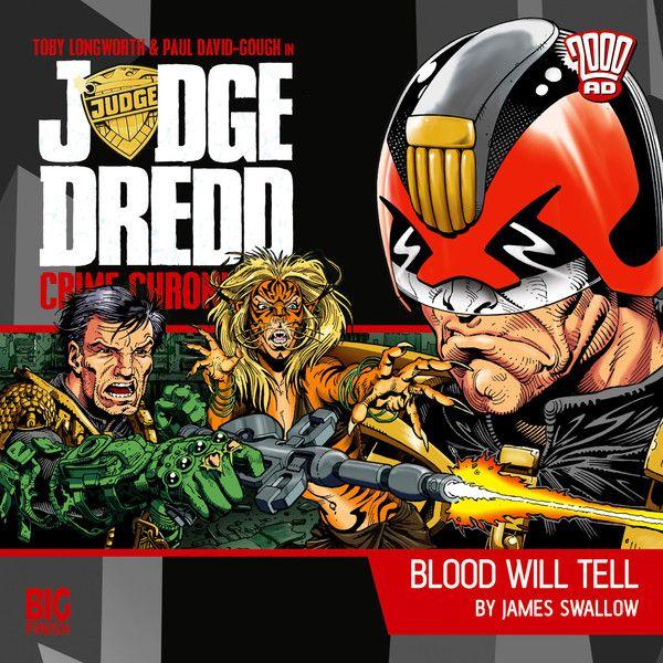 20. Judge Dredd: Crime Chronicles - Blood Will Tell
