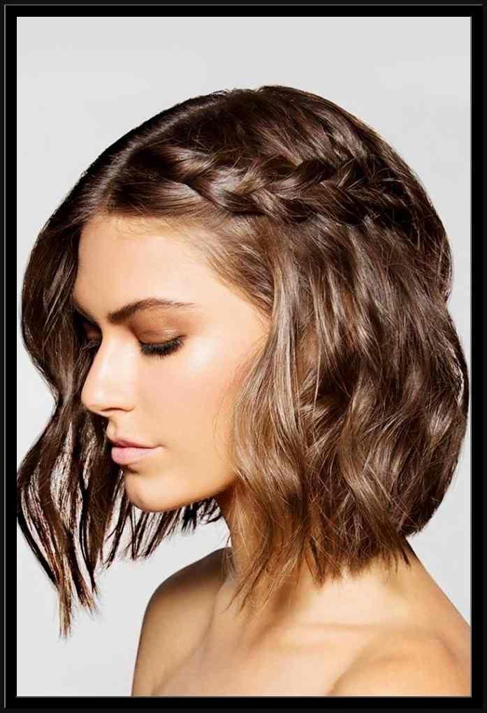Hervorragend Hochzeit Frisuren Schulterlanges Haar Porträt Beste