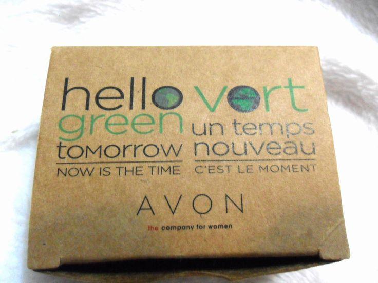 Avon – Hello Green Tomorrow Bracelet - New