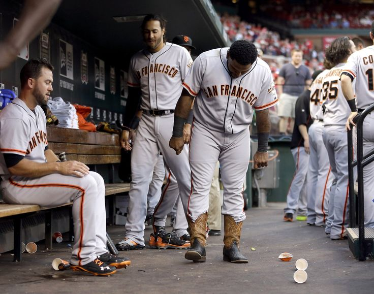 Giants-Dodgers rivalry seems headed for epic chapter