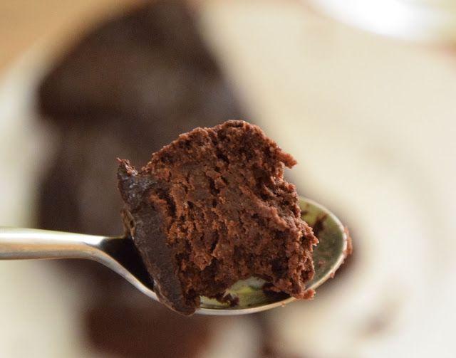ciasto czekoladowe z fasoli, fasolowe ciasto czekoladowe, brownie z fasoli, fasolowe brownie