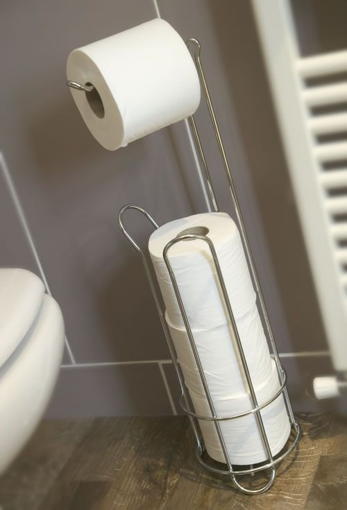 Classico+Toilet+Roll+Stand