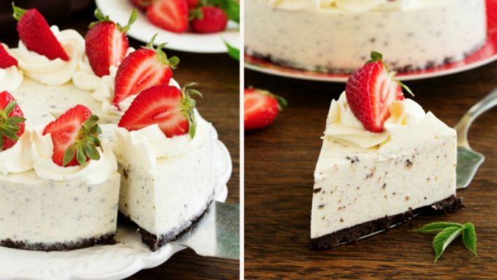 Вкуснейший творожный десерт без выпечки