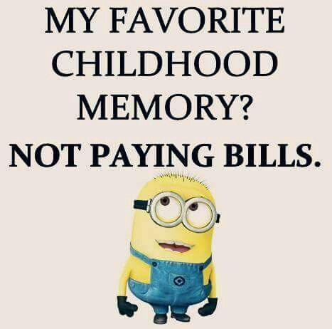 best minions images minion stuff minions  my favorite memory essay my favorite childhood memory not paying bills pictures photos