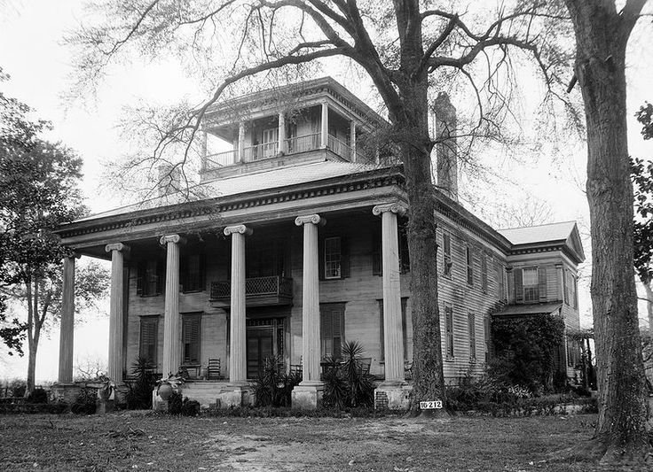 60 best architecture southern usa 19th c images on Southern homes and gardens montgomery al