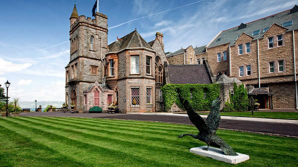 The Culloden Estate and Spa in Belfast, Ireland: Favourit Spa, Spa Hotels, Culloden Hotels, Beautiful Ireland, Ireland Castles, Culloden Estates, E Stat Places, Luxury Castles, Castles Hotels