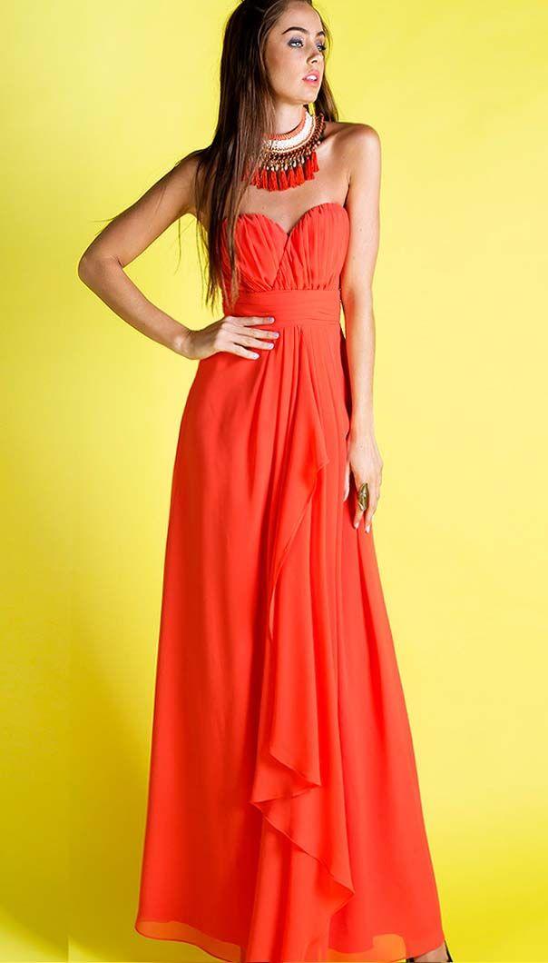 Honey and beau maxi dresses