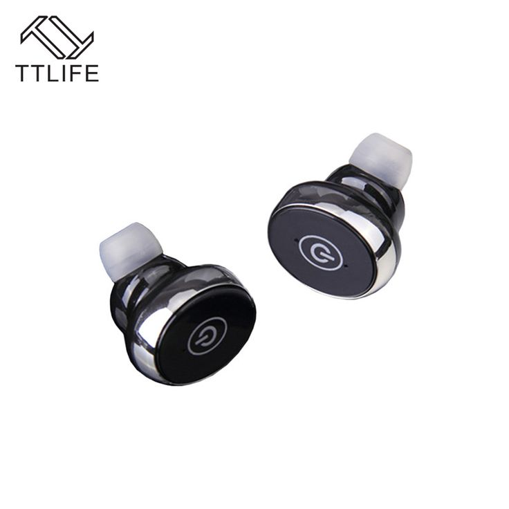 TTLIFE Sweatproof Mini Twins Truly Wireless Bluetooth Earphone V4.1 Stereo Surround Earbuds With Mic Multi-connection for iPhone