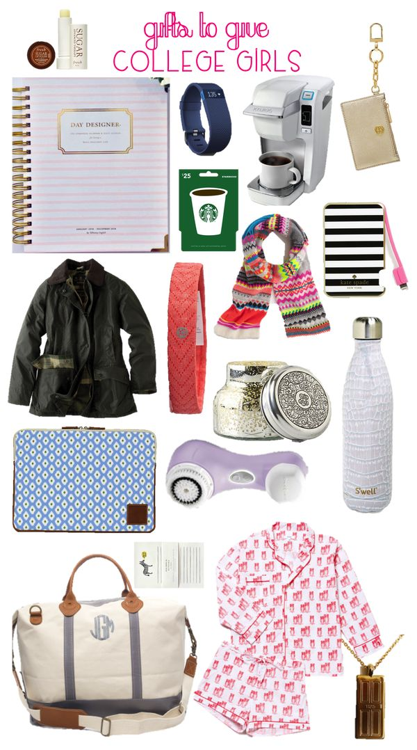 college girl gifts Items 1 - 36 of 104  celebrate the accomplishments of graduates of all ages with graduation gifts that  encourage and inspire create keepsakes of their memories.