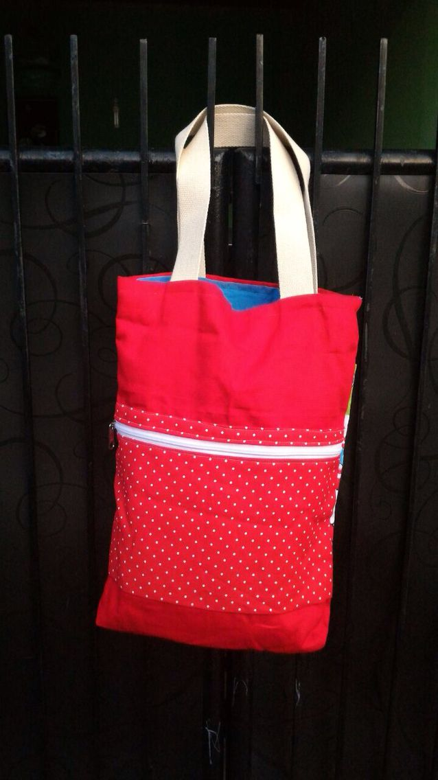 Snoopy totebag -back-