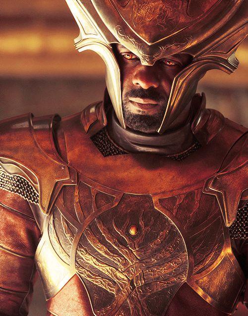 "Heimdall (Idris Elba), ""Thor: The Dark World"""